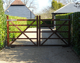 Electric Gates in Sussex